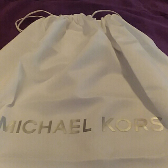ad648cb98a ... THIS ITEM IS SOLD! Large Michael Kors Dust Bag.  M_5b31661baa57199c45969a79